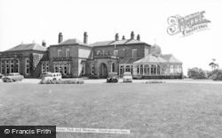Stockton-on-Tees, Preston Park And Museum c.1960