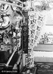 Interior Of Narrow Boat Cabin c.1950, Stoke Bruerne