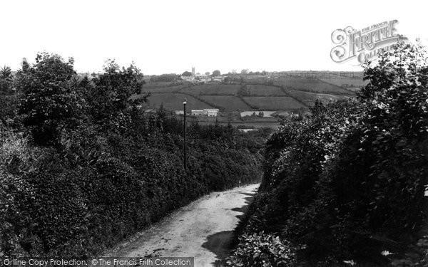 Photo of Stoke Climsland, 1908