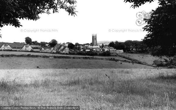 Photo of Stoke Climsland, c.1960