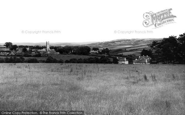 Photo of Stoke Climsland, Duchy Farm c.1960