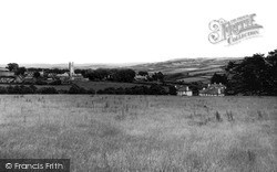 Stoke Climsland, Duchy Farm c.1960