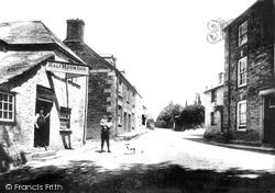 Stoke Climsland, Village 1908