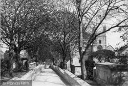 Stoke Damerel, St Andrew With St Luke Church 1890, Stoke
