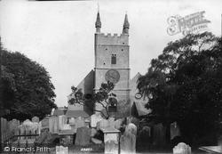 Stoke Damerel, St Andrew With St Luke Church 1907, Stoke