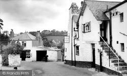 Stoke Gabriel, Church House Inn c.1960