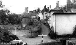 Stoke Gabriel, Coombe Shute c.1960