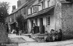 Stoke Gabriel, The Church House Inn 1918