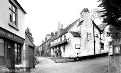 Stoke Gabriel, The Church House Inn c.1955
