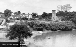 Stoke Gabriel, The Creek c.1955