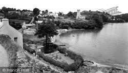 Stoke Gabriel, The Creek c.1960