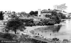 Stoke Gabriel, The Creek c.1965