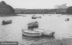 Stoke Gabriel, The River c.1965