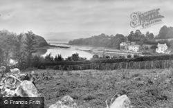 Stoke Gabriel, The River Dart c.1955