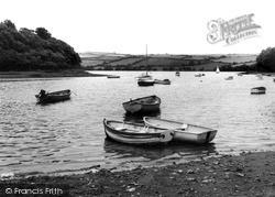 Stoke Gabriel, The River Dart c.1965