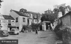 Stoke Gabriel, Victoria And Albert Inn c.1960