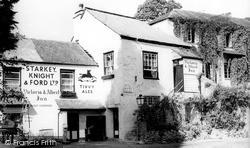 Stoke Gabriel, Victoria And Albert Inn c.1960