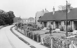 Stoke Hammond, The Village, Bragenham Side c.1960