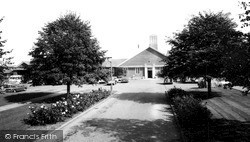 Stoke Mandeville, Hospital, The Driveway c.1965