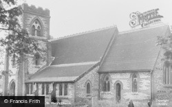 Stoke Mandeville, St Mary's Church c.1955