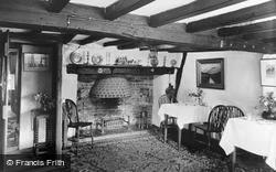 Stoke Mandeville, The Dining Room, Cookery Nook c.1955