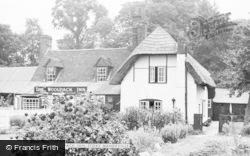Stoke Mandeville, The Woolpack Inn c.1955