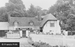 Stoke Mandeville, The Woolpack Inn c.1955