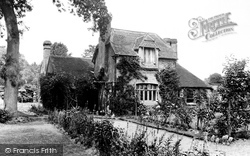 Stoke Poges, Church Cottage 1929