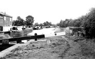 Stoke Prior, the Canal c1965