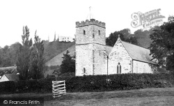 Stoke St Mary, St Mary's Church c.1869