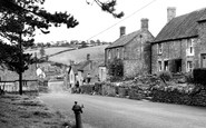 Stoke St Michael, Stoke Hill c1950