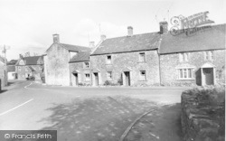 Stoke St Michael, The Village c.1955