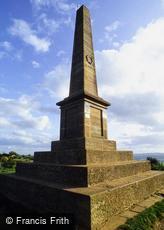 Stoke Sub Hamdon, War Memorial Obelisk, Hamdon Hill c1985