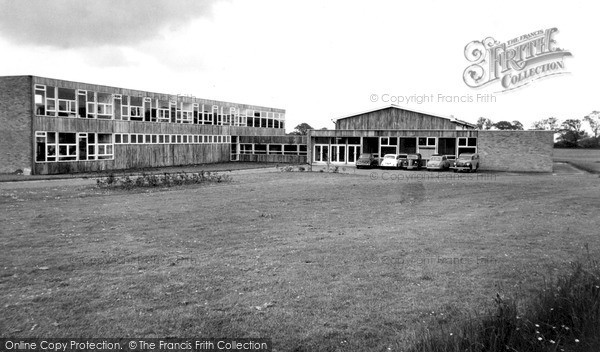 Photo of Stokenchurch, The Bartholomew Tipping School c.1955