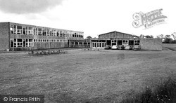 Stokenchurch, The Bartholomew Tipping School c.1955