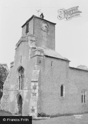 The Church c.1955, Stokenchurch