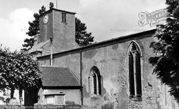 Photo of Stokenchurch, The Church Of St Peter And St Paul c.1955