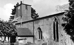 The Church Of St Peter And St Paul c.1955, Stokenchurch
