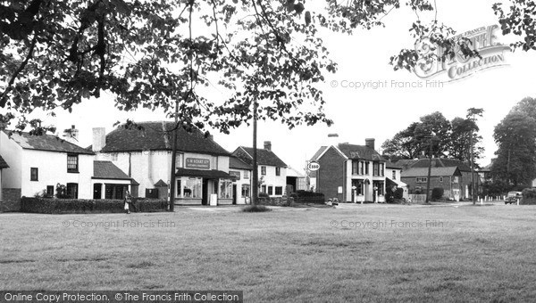 Photo of Stokenchurch, The Common c.1955