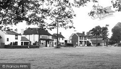 Stokenchurch, The Common c.1955