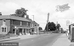 The Post Office c.1955, Stokenchurch