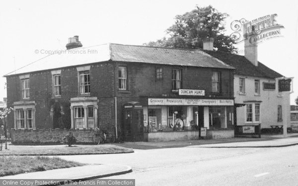 Photo of Stokenchurch, The Post Office c.1955