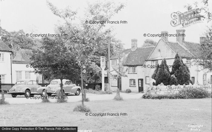 Photo of Stokenchurch, The Square c.1955