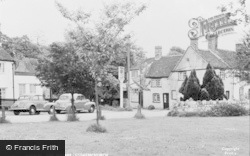 The Square c.1955, Stokenchurch
