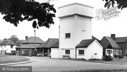 The Water Tower c.1955, Stokenchurch