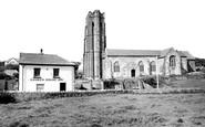 Stokenham, Church of St Michael and All Angels c1960