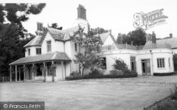 Stokes Bay, Alverbank House c.1960