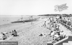 Stokes Bay, c.1960