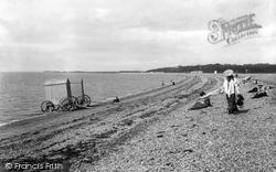 Stokes Bay, The Beach 1898