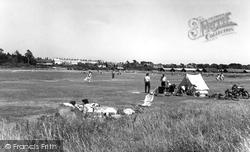 Stokes Bay, The Green c.1960